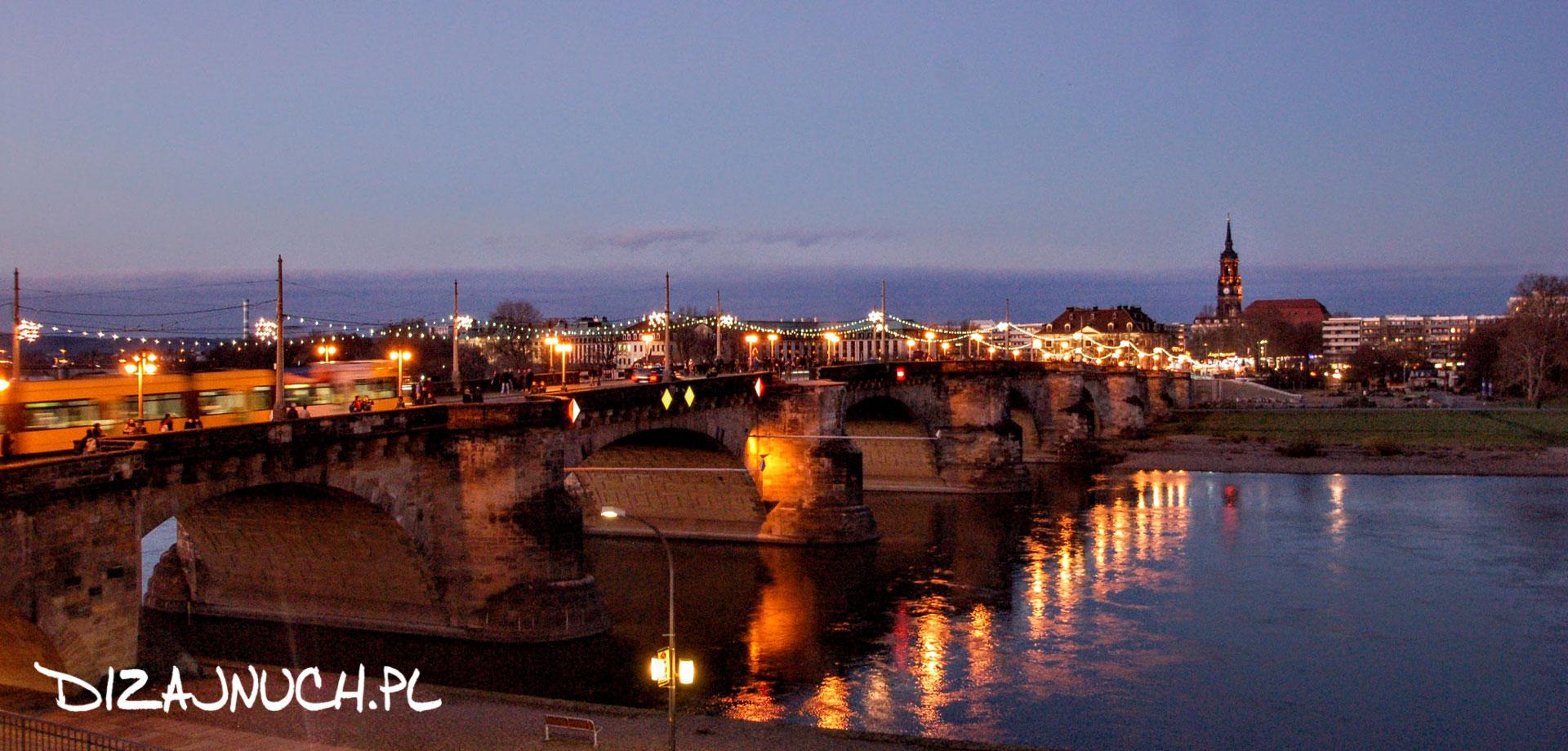dizajnuch Drezno Most Fryderyka Augusta