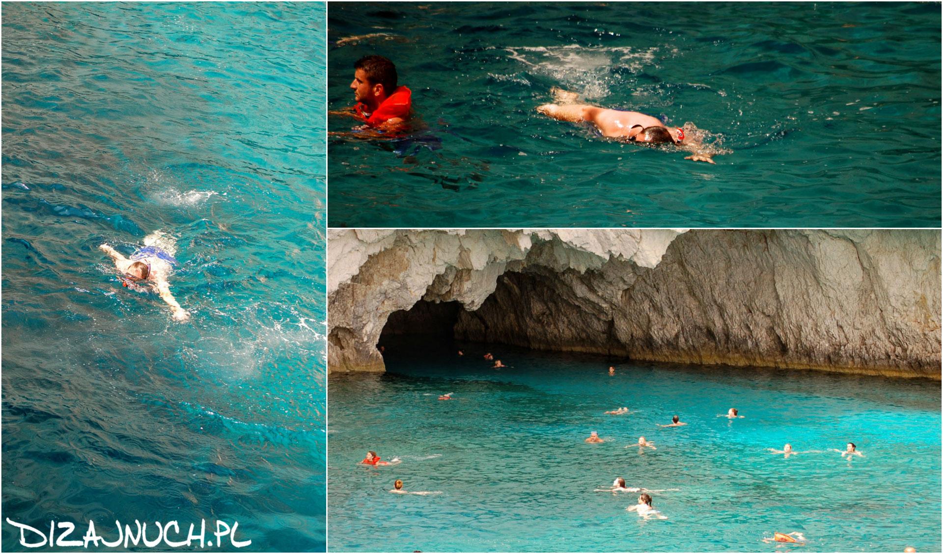blue caves Zakynthos