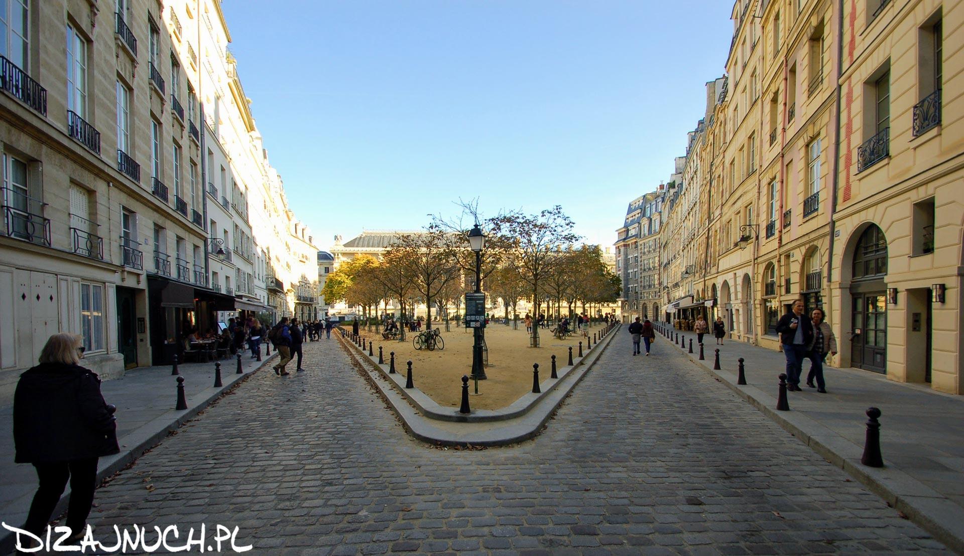 Paryż nie zachwyca
