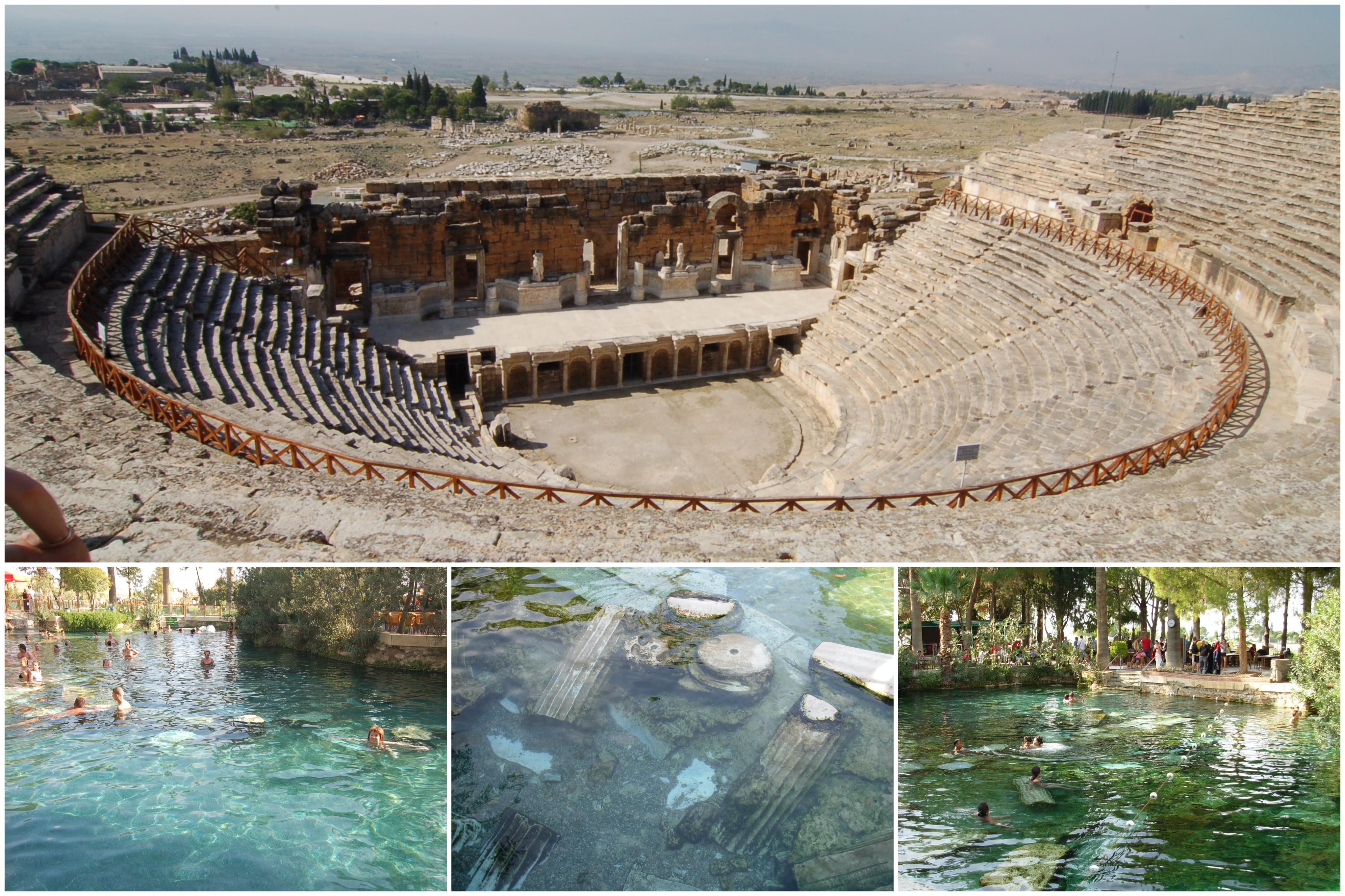 Pamukkale i Hieriapolis