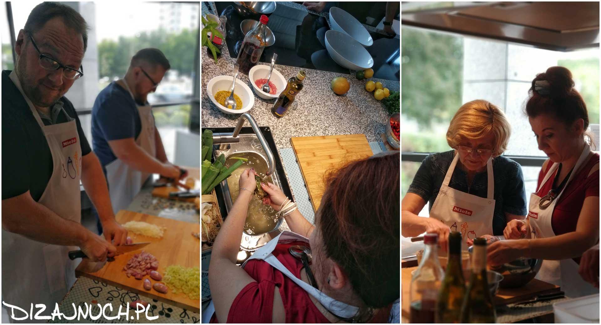 warsztaty kulinarne